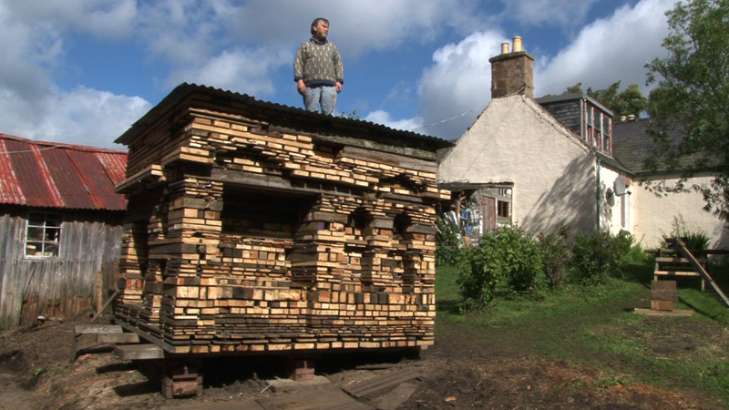 Daniel Seiple woodstack