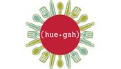hue•gah